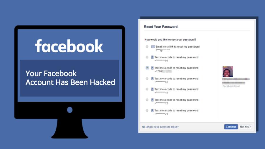 3 cosas que deberías hacer si te hackean tu facebook