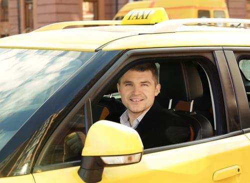 El oficio de taxista