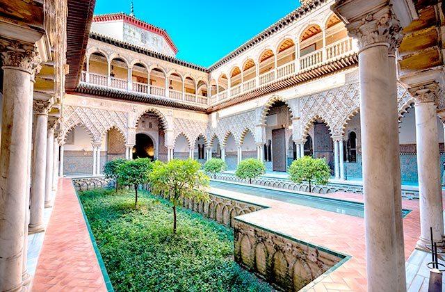 Un itinerario por la bella Andalucía