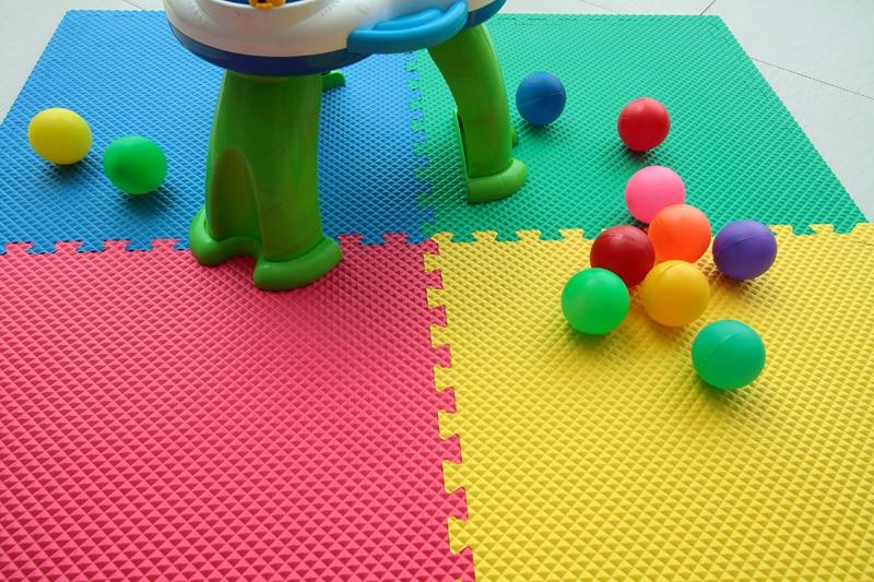 3 Formas de jugar con los rompecabezas de piso para mayor diversión